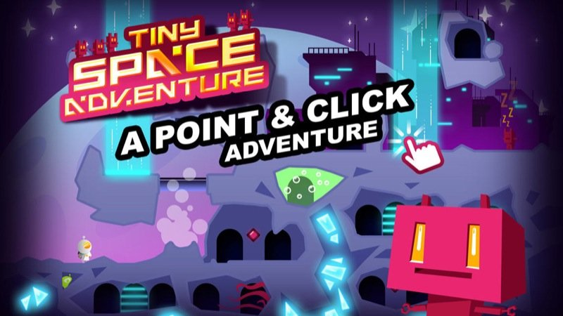 Tiny Space Adventure Is A New iOS Game That's Out Of This World