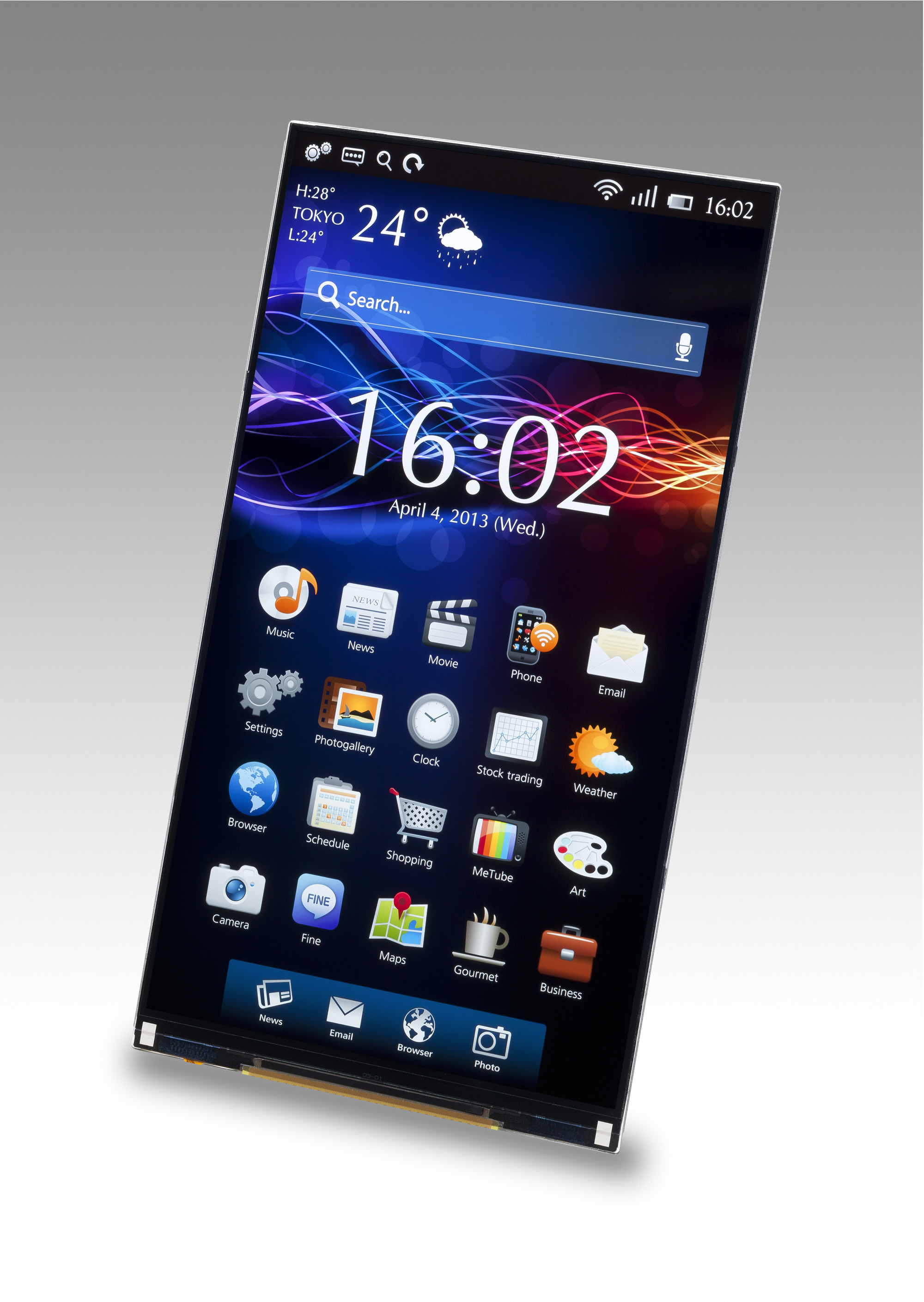 Could This Be The Display Apple Uses In Its iPhone 6?