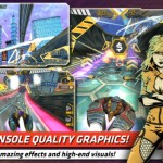Sequel To Acclaimed Anti-Gravity Racer Flashout 3D Zooms Into App Store