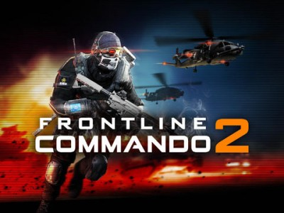 Glu Games Launches Third-Person Shooter Sequel Frontline Commando 2 On iOS