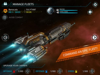 Boldly Go To 'Different Worlds' With The Latest Update To Galaxy On Fire - Alliances