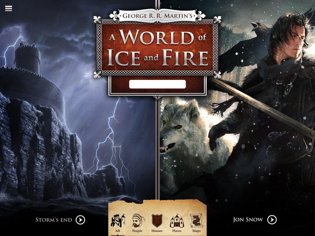 George R. R. Martin's A World Of Ice And Fire Updated With New And Special Content