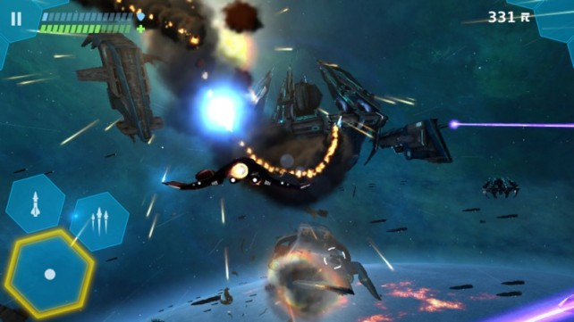 Blast Your Way Through The Cosmos In Order To Survive In Star Horizon
