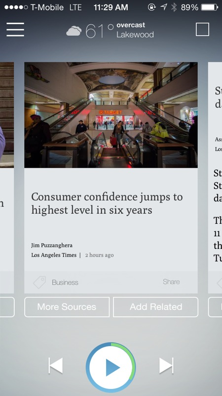 Stay On Top Of The Daily News While You're On-The-Go With Newsbeat