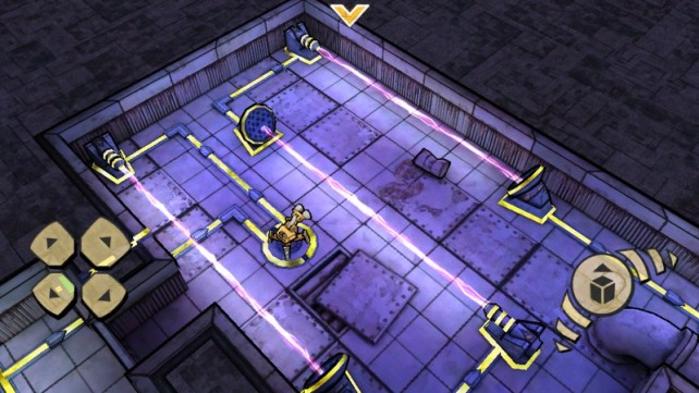 Solve Puzzles And Save Drunken Robots From Danger In CLARC