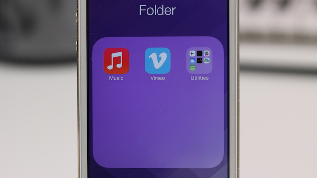 Video: How To Create Nested Folders In iOS 7.1