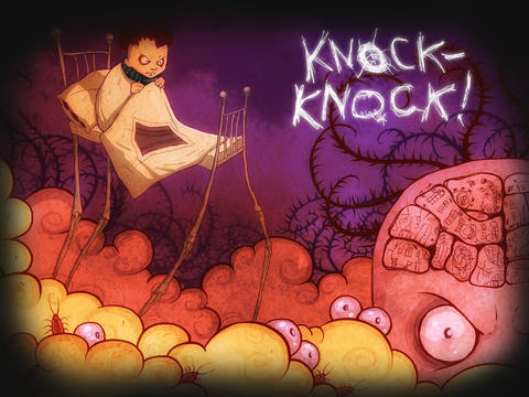 Knock-Knock! Who's There? This New Hide-And-Seek Horror Game For iOS
