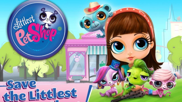 Gameloft Releases Littlest Pet Shop 2.0 Featuring New 'Gailbreak' Content And More