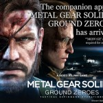 Konami Releases iOS Companion App Of Metal Gear Solid V: Ground Zeroes
