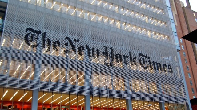 The New York Times To Launch Two New Digital Offerings April 2