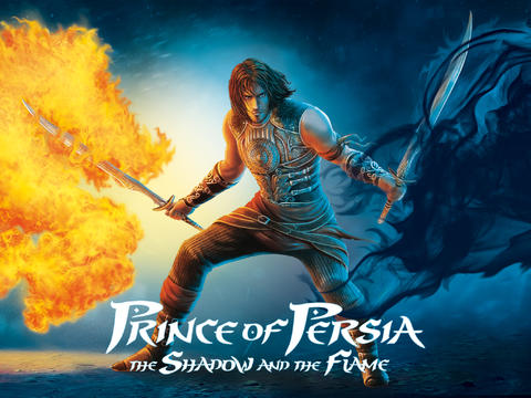 Pick Up Your Copy Of Prince Of Persia The Shadow And The Flame For Free