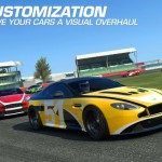 Real Racing 3 Update Brings Customization Support, Aston Martin Cars And More