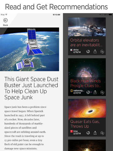 Reverb Now Lets You Collect Articles Using Its Smart Recommendation Engine