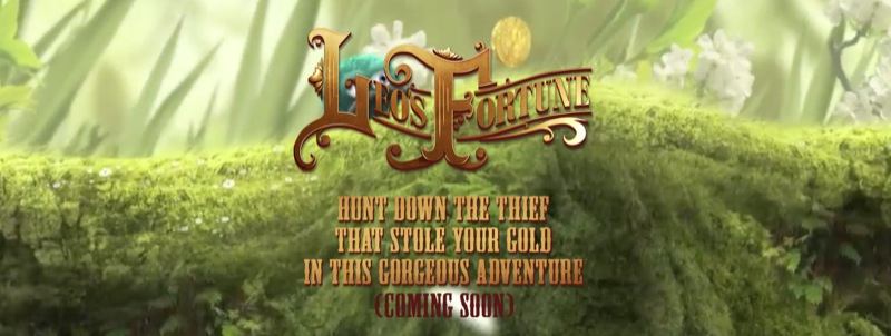 Check Out This Trailer For Leo's Fortune, Coming Soon To The App Store