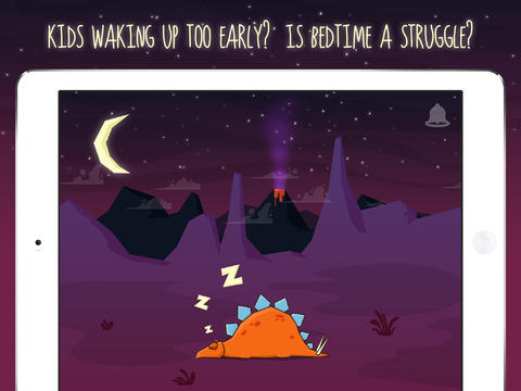 Make Bedtime Stress Extinct With Sleepasaurus, A Sleep Trainer App For Kids