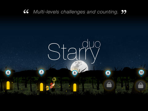 Star-Collecting And Spell-Casting Game Starry Duo Is The Sequel To Starry Fly