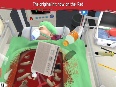 Malpractice Makes Perfect: Surgeon Simulator For iOS Out Now In The App Store