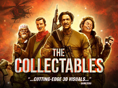 Crytek's Free-To-Play The Collectables Is Now Officially Out In The App Store
