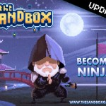 Hiyaaa! Prepare Your Smoke Bombs And Katana For The Sandbox's Ninja Update