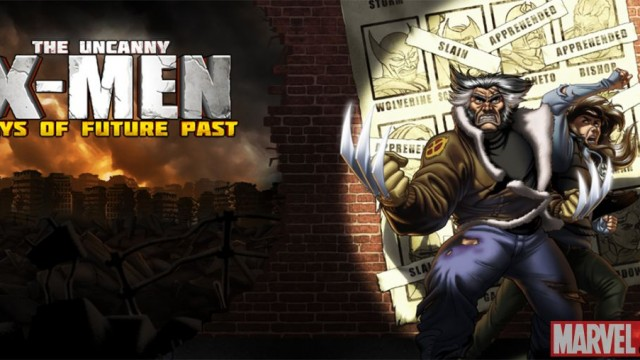 Marvel Teams Up With GlitchSoft For Uncanny X-Men: Days Of Future Past Game