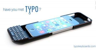BlackBerry Wins Patent Ruling Against Ryan Seacrest's Typo iPhone Keyboard Case