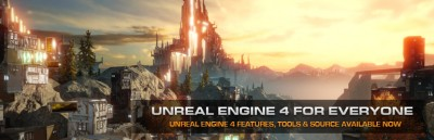 Epic Games Launches Unreal Engine 4, Available To Developers For $19 Per Month
