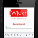 More Secure Snapchat Alternative Wickr Updated With Universal Support For iPad
