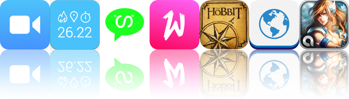 Today's Apps Gone Free: Videon, iSmoothRun, Speaky And More