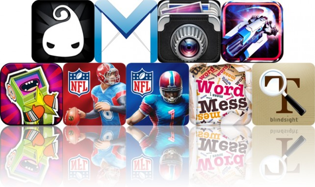 Today's Apps Gone Free: Darklings, iMailG, PhotoFusion And More