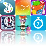Today's Apps Gone Free: Crazy Taxi, You Doodle, Draw On Video Square And More