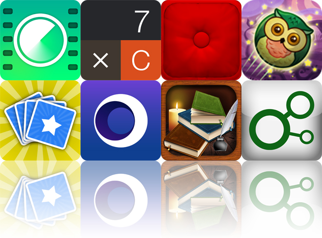 Today's Apps Gone Free: Lightspeed, Calculator Pro, Couch Music Player And More