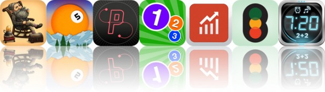 Today's Apps Gone Free: The Tiny Bang Story, Super Paper Pool, Path On And More