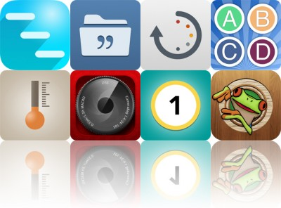 Today's Apps Gone Free: QuickPlan Pro, Quotes Folder, Days Left And More