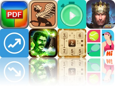 Today's Apps Gone Free: PDF Printer, Gua-Le-Ni, Fastest Workout Challenge And More