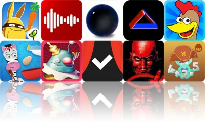 Today's Apps Gone Free: Gro Garden, Carmen, NightSky And More
