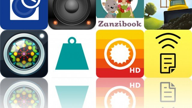 Today's Apps Gone Free: Billing Hours, Dubstep SX, Lulu In Polynesia And More
