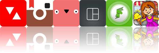 Today's Apps Gone Free: DataMan Next, GifBoom, Drawnimal And More