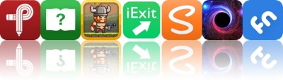 Today's Apps Gone Free: Parker Planner, Literacy Leveler, Random Runners And More