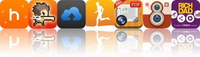 Today's Apps Gone Free: Horizon, Beatdown!, ClouDrop And More
