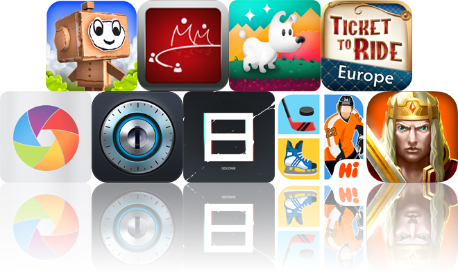 Today's Apps Gone Free: Paper Monsters, Meeting Mapper, Mimpi And More