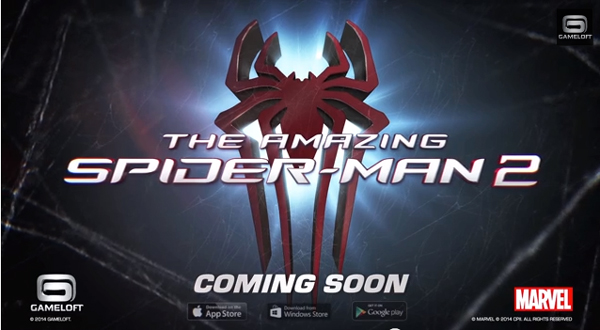 The Amazing Spider-Man 2 Game Will Arrive On The App Store Next Month