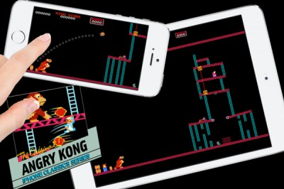 Ever Imagine What A Nintendo iOS Game Might Look Like?