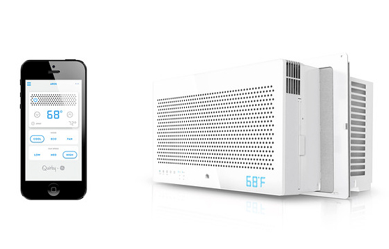 Time To Cool Off With The App-Enabled Aros Air Conditioner From Quirky And GE