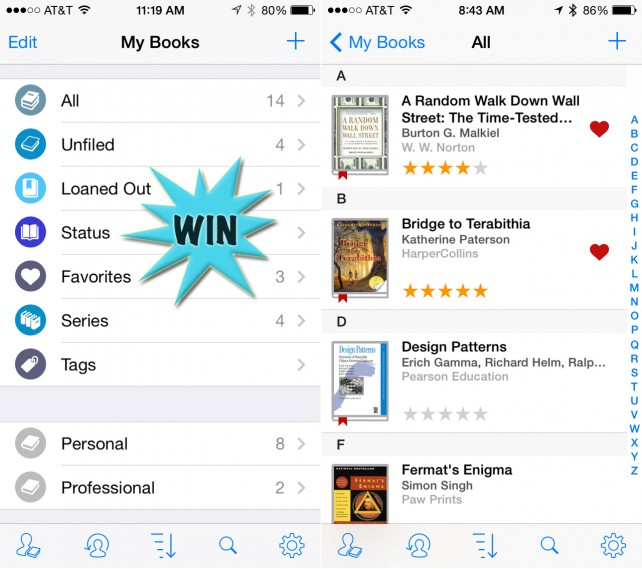 Win A Copy Of BookBuddy And Start Managing Your Physical Library Like A Master