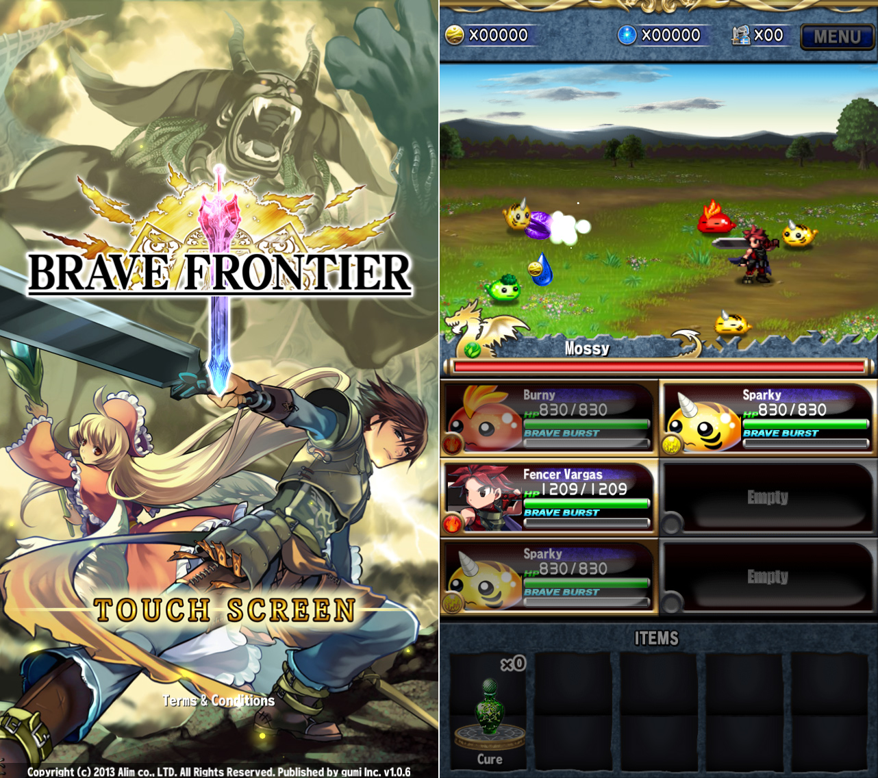 Venture Forth Into The Brave Frontier For A Chance To Win A $10 iTunes Gift Card