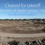 Photos Show Construction Progress At Apple's Campus 2 Site