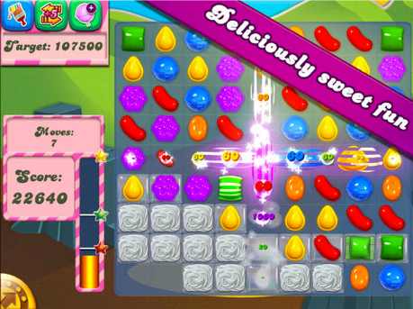 Candy Crush Saga Developer's IPO Fizzles On Wall Street