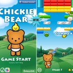 Win Stars To Help Two Critters Break Bricks In Chickie Bear