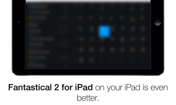 Mark Your Calendar: Fantastical 2 For iPad Is Coming Soon