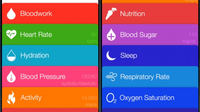 Here's What Apple's Healthbook App May Look Like